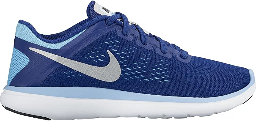 Nike Flex 2016 RN (GS), Zapatillas de Running para Mujer, Azul ...