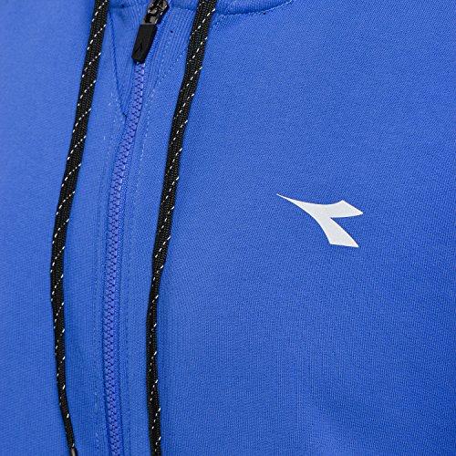 Diadora 102173160 Fz Hip Chaquetas, Hombre Azzurro Scuro