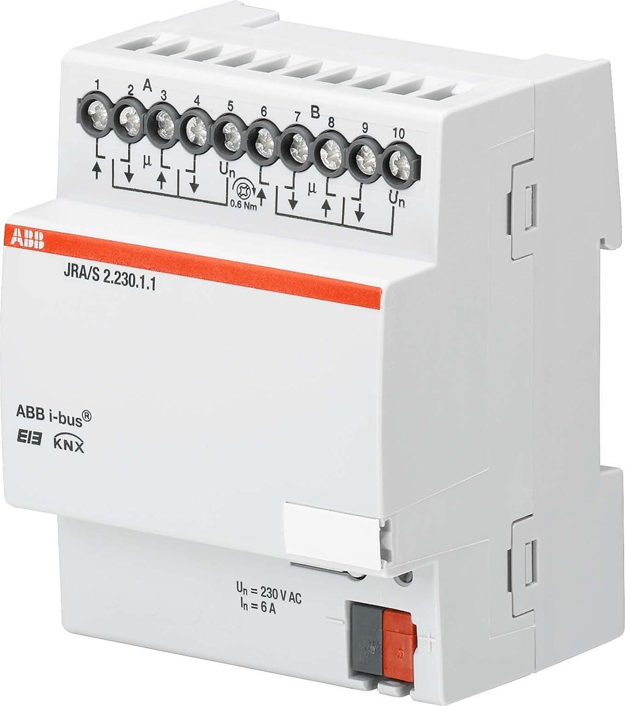 Niessen Actuador persiana 4 canal 24v corriente alterna con detecci/ón