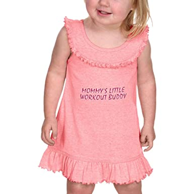 ad08372a9 Amazon.com  Cute Rascals Mommy s Little Workout Buddy Cotton ...