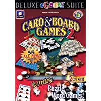 Card & Board Games 2 - Deluxe Suite (PC CD)