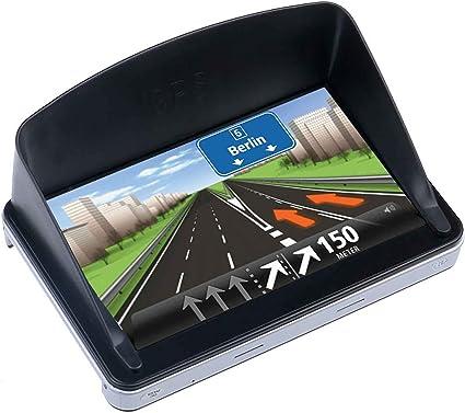 Copertura parasole per auto per navigatore GPS Garmin Nuvi da 5 pollici Xcute