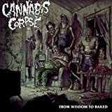 From Wisdom To Baked (Ltd. opaque ox blood Red vinyl)
