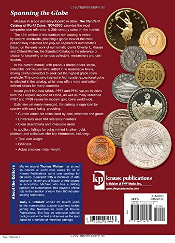 2018 Standard Catalog of World Coins, 1901-2000