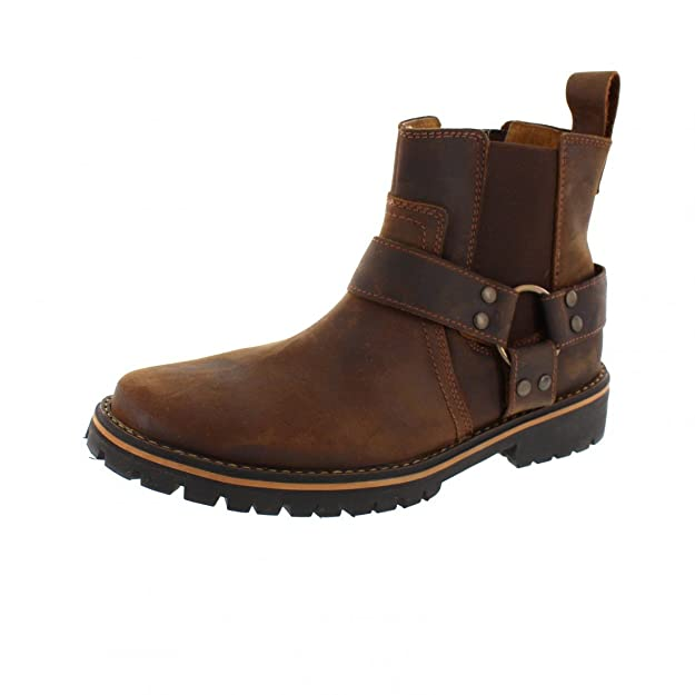 HARLEY DAVIDSON - Botas DURAN brown, Taille:40 EU: Amazon.es: Zapatos y complementos