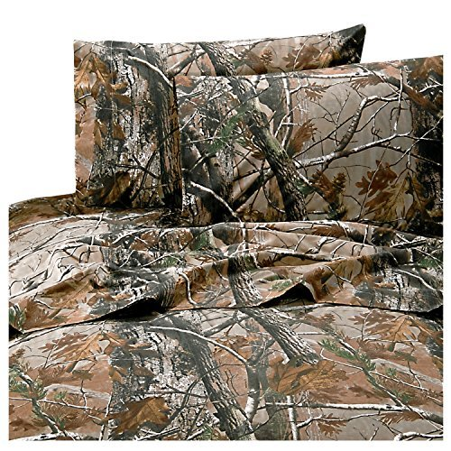 - Realtree All Purpose Sheet Set, Queen