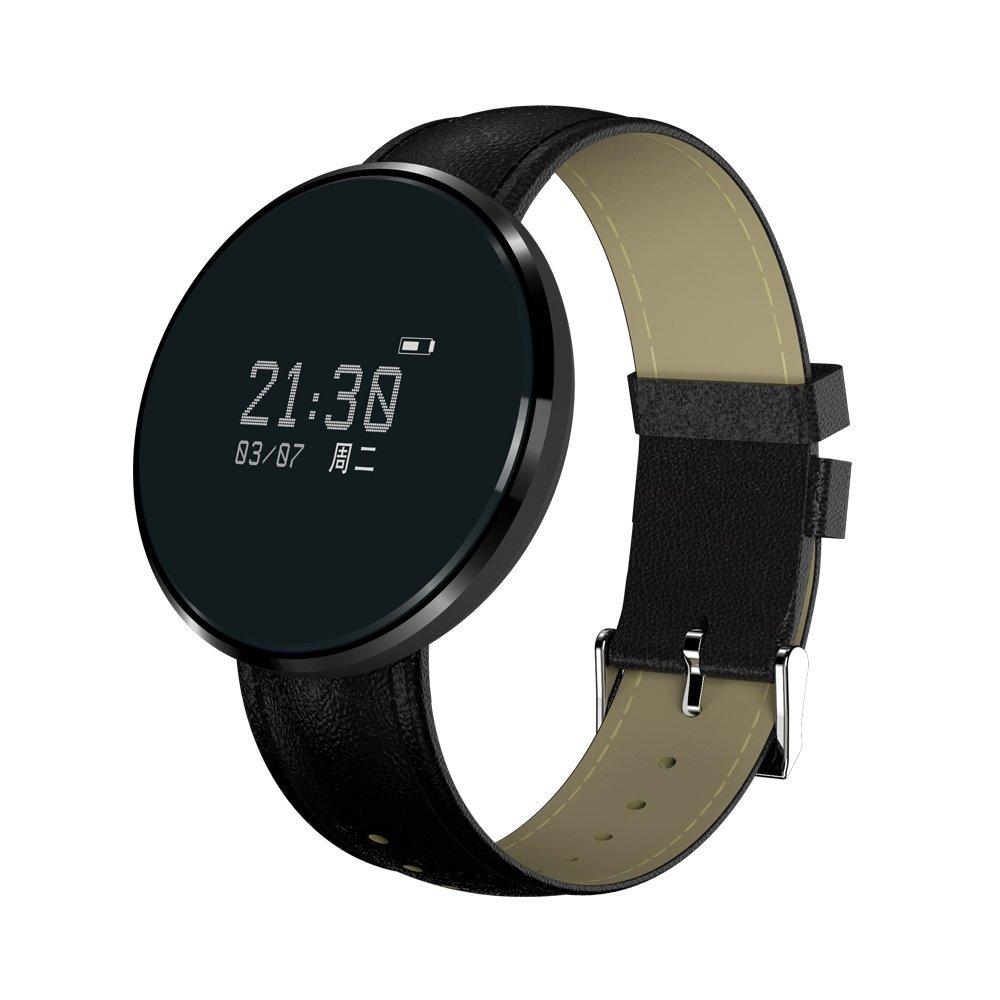 Sport S9 Smart Watch Fitness Tracker,Bluetooth Waterproof Smart Watch Smart Bracele Men - Black
