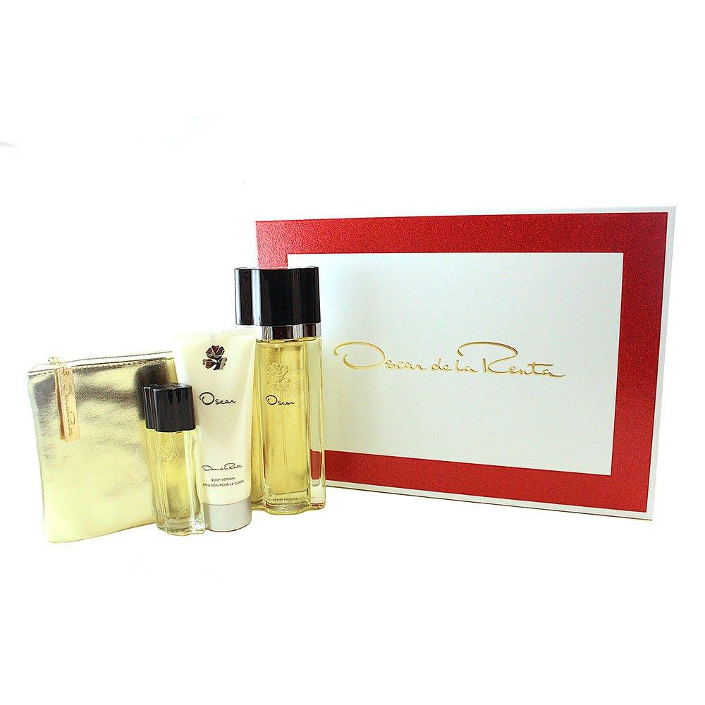 Oscar De La Renta Oscar 4 Pc. Gift Set for Women, 3.4 Fl Oz OSG13