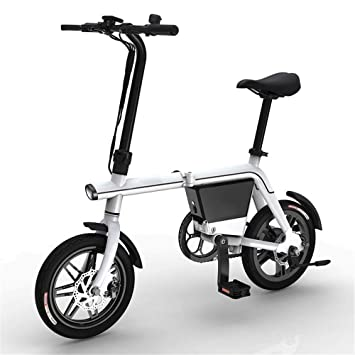 Bicicleta Eléctrica Plegable, Resistencia De La Elevación, Bicicleta Eléctrica del Motor Trasero 36V 240W
