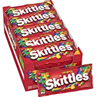 Skittles Original Candy, 36 individual packs, 2.17 ounces each