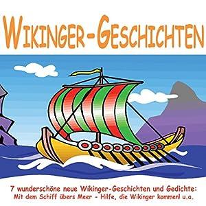 Wikinger-Geschichten für Kinder Hörbuch
