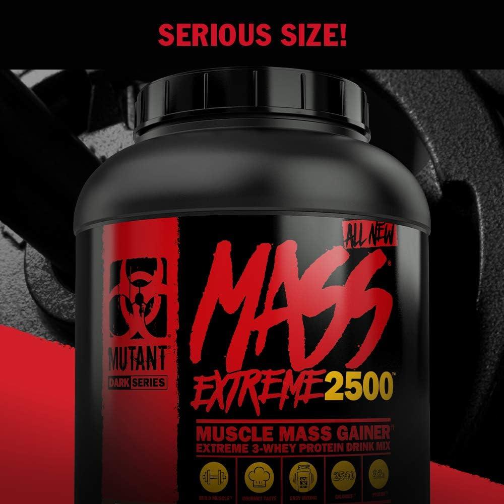 Mutant Mass Xxxtreme 2500 Cookies y Cream - 3178 gr