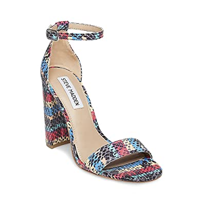 7b88bbb7f3c Image Unavailable. Image not available for. Color  Steve Madden Women s  Carrson Rainbow ...