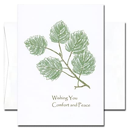 Amazon sympathy cards comfort box of 10 cards envelopes sympathy cards comfort box of 10 cards envelopes thecheapjerseys Images