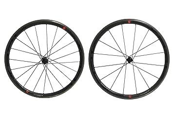 Massi Ruedas para Bicicleta en Carbono X-Pro 35, Unisex Adulto, Negro, 35 mm: Amazon.es: Deportes y aire libre
