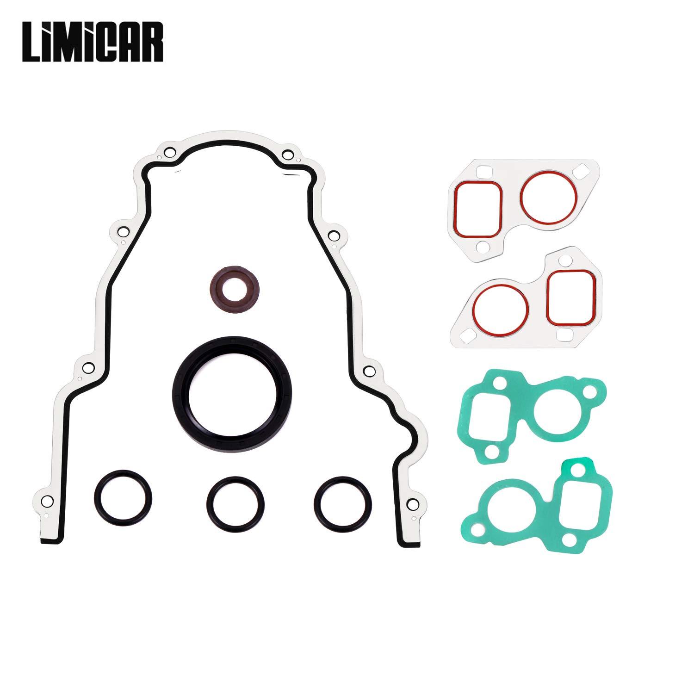 LS Water Pump Gaskets GM LS1 LS2 LS3 LS6 4.8 5.3 5.7 6.0 6.2