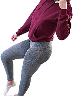 Rwwdah-- Stampa a Maglia Leggings Sportivi Donna - Maglia Eleganti Leggings Sport Opaco Yoga Fitness Spandex Pendenza Arcobaleno Stampare Palestra Pantaloni Leggins Push Up - Pantaloni Tuta Donna