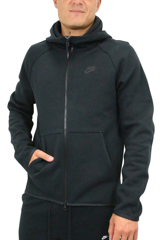b0e04fbcdb0e Amazon.com  Nike Mens Tech Fleece Full Zip Hoodie Sweatshirt  Clothing