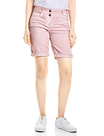 Damen New Fit Shorts Cecil Loose York BedxroC
