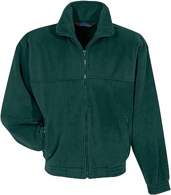 1//4 Zip Up Result Fleece Jacket Heavy Outdoor Warm Polar Anti Pil Work wear