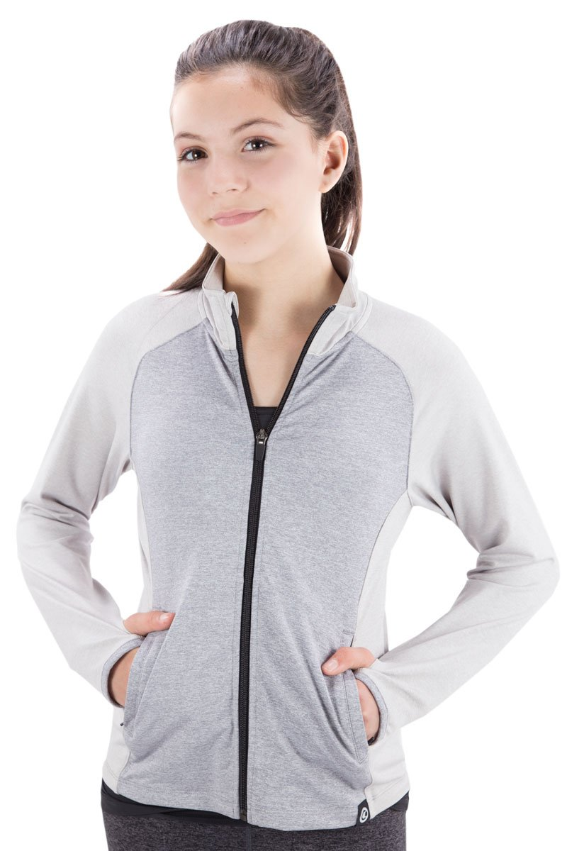 Covalent Activewear Girls Flex Jacket-70-YL by Covalent Activewear