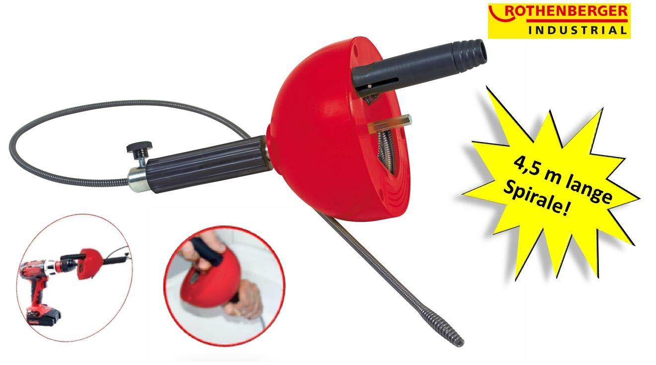 Rothenberger Industrial 072990E Sonda para Limpieza de desagü es