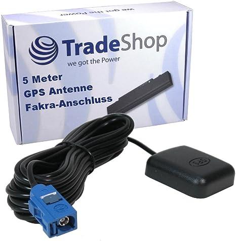 Magnética – Antena GPS con conector Fakra macho 5 metros cable ...