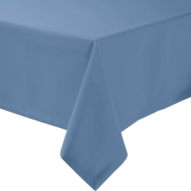 Sander Tischdecke Gala blau Größe 150x250 cm