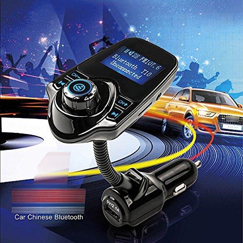 """1.5"""" LCD Bluetooth MMC USB Fm Transmitter"""
