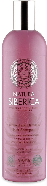Coloured and Damaged Shampoo Natura Siberica