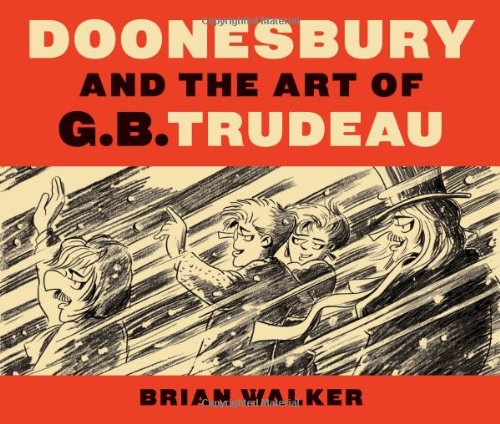 Download Doonesbury and the Art of G.B. Trudeau pdf