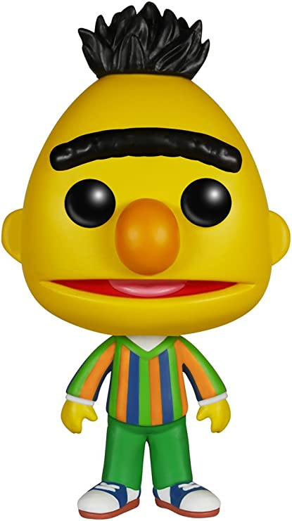 POP Bert Sesame Street Vinilo