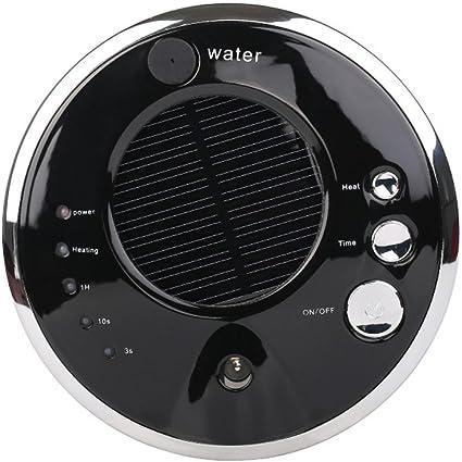 Amazon.es: VORCOOL Purificador de Aire Solar de Coche Máquina de ...