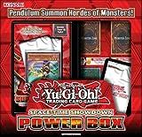 Yugioh Space-Time Showdown Power Box includes playmat!