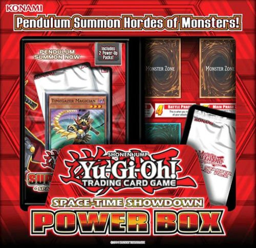 yugioh space time showdown box - 1