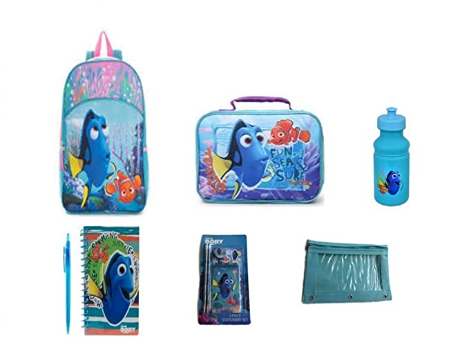 f84ce022723 Image Unavailable. Image not available for. Color  Disney Finding Dory  Backpack Lunch Bag ...