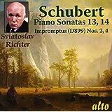 Piano Sonatas Nos. 13 & 14