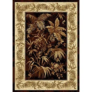 6161gsG01vL._SS300_ Best Tropical Area Rugs