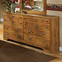 Cottage Pine Grain Dresser