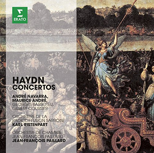 Haydn : Concertos for cello, trumpet & two horns
