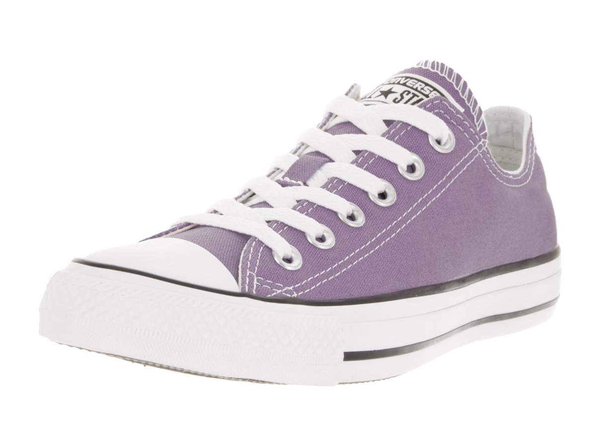 Converse Unisex Chuck Taylor All Star Ox Low Top Classic Frozen Lilac Sneakers - 12 D(M) US