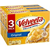 #10: Velveeta Shells and Cheese Dinner, Original, 12 oz, 3 count