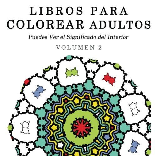 Amazon.com: Libros para Colorear Adultos: Mandalas de Arte Terapia y ...
