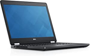 Dell Latitude 14 E5470 SSD Laptop, Dual-Core i5 6200U upto 2.8GHz, 8GB DDR4 Ram, 250GB SSD, Windows 10 Pro 64-bit