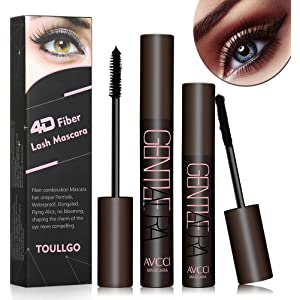 18048c66653 4D Silk Fiber Lash Mascara, Fiber Lash Mascara Waterproof, Natural Fiber  Mascara For Thickening