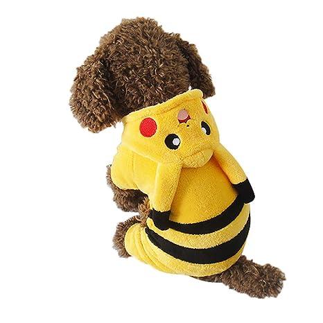 joizo 1 Pieza Pokemon Mascot Cambio Ropa Mascot Invierno Disfraz ...