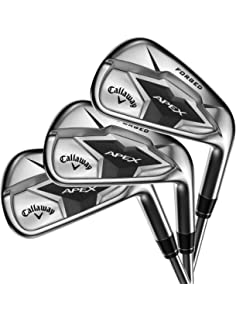 Amazon.com : Callaway Golf Mens Apex CF16 Golf Irons Set ...