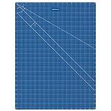 Westcott 18-Inch x 24-Inch Self-Healing Cutting Mat, Blue (18243)