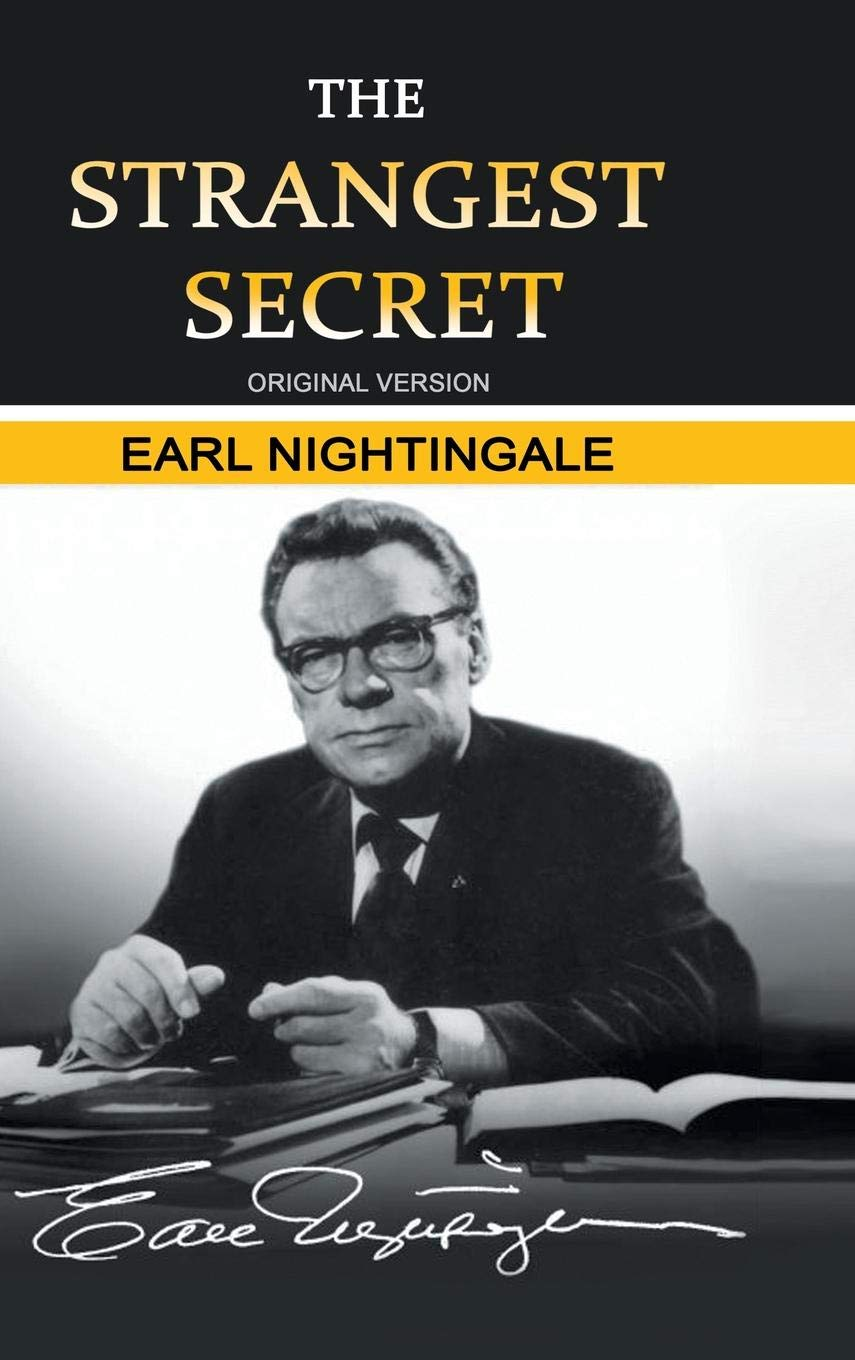 The Strangest Secret Amazonde Earl Nightingale Fremdsprachige Bücher