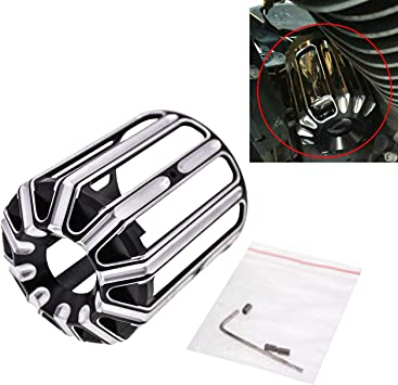 CHROME OIL FILTER /& REMOVAL TOOL FITS HARLEY DAVIDSON FXSBSE CVO BREAKOUT 2013